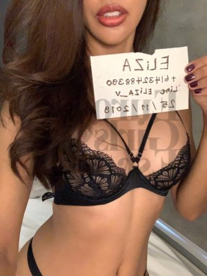 Fetiha escorts